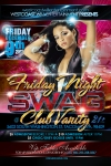 Friday Night Swag Flyer Design Tacoma Washington