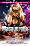 Flyer design for Swingers Masquerade Halloween Party Kansas City